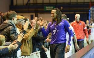 Le gardien du PSG Handball Patrice Annonay.