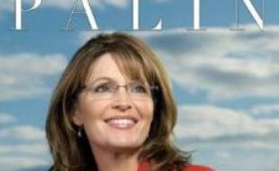 Couverture du livre de Sarah Palin «Going Rogue».