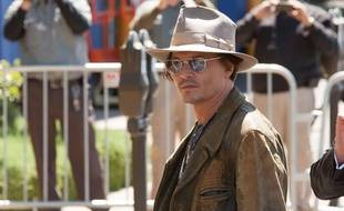 L'acteur américain Johnny Depp, le 17 avril 2013, à Las Vegas (Etats-Unis).