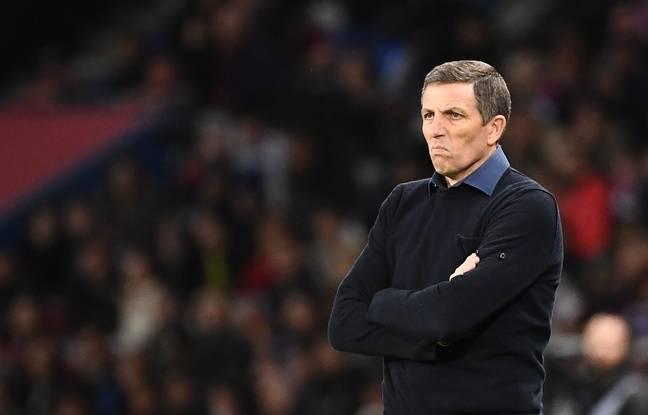 Bordeaux-Strasbourg: «On avait pris cette option...», le coup parfait du stratège Thierry Laurey face aux Girondins
