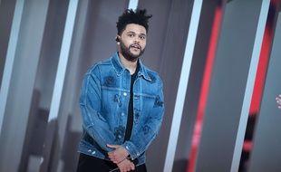The Weeknd le 5 novembre 2017 à Cannes.