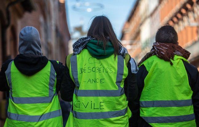 «Gilets jaunes» dans l'Aveyron: Le QG des militants à Rodez part en fumée