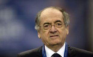 Noël le Graët, le président de la FFF, en mars 2014, au Stade de France.