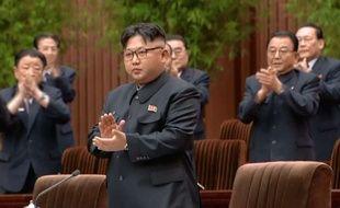 Kim Jong-Un à Pyongyang, le 30 juin 2016.