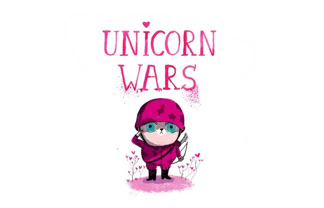 Le film d'animation Unicorn Wars