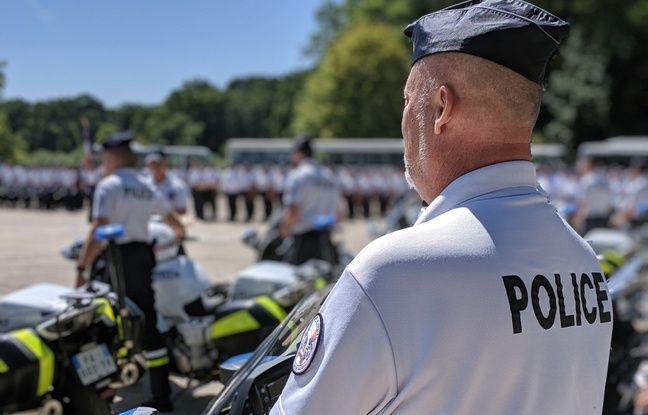 Plus de 300 policiers défileront, à pieds et en moto, le 14-Juillet prochain sur les Champs-Elysées