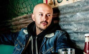 Jean-Christophe Le Saoût, alias Wax Tailor, vient de publier son cinquième album le 14 octobre.
