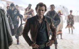 Alden Ehrenreich campe le célèbre contrabandier dans «Solo: A Star Wars Story».