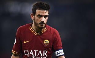 Florenzi joue à Rome depuis 2012