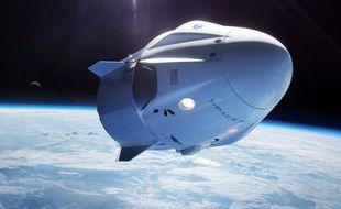 SpaceX: le premier vol habité aura bientôt lieu