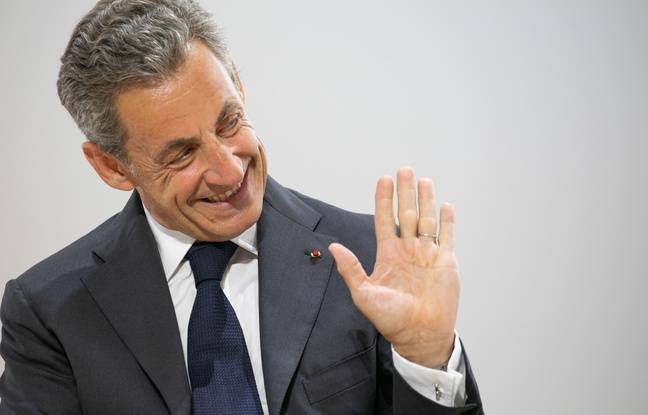 VIDEO. Procès Balkany: Nicolas Sarkozy espère que le maire de Levallois et son épouse «vont tenir le coup»