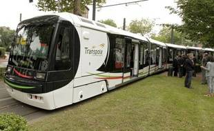 Le tramway de Ilévia (illustration).