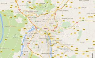 Rouen en Seine Maritime