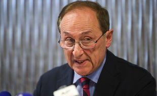 Didier Gailhaguet, l'ancien président de la Fédération française des sports de glace, demande réparation au ministère des Sports.