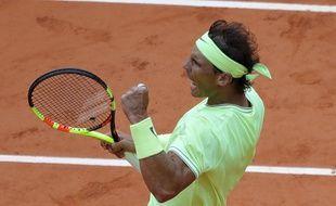 Nadal sur la route pour un 12ème titre à Roland.