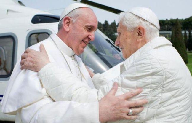 rencontre de 2 papes Gagny