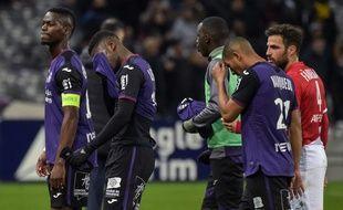 Le TFC a perdu un sixième match de Ligue 1 d'affilée, à domicile contre Monaco (1-2).