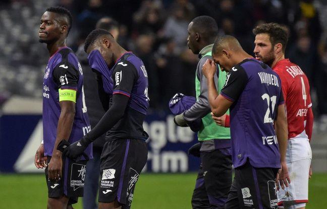 TFC: «On a très honte»... Sur sa lancée, Toulouse signe une sixième défaite d'affilée contre Monaco