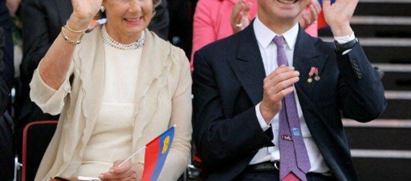 La princesse Marie, épouse du prince du Liechtenstein, Hans-Adam II en 2006.