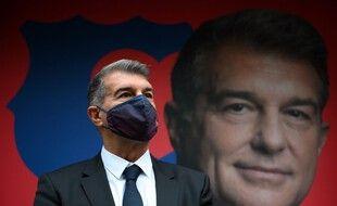 Avec ses attaques contre le PSG, Laporta a pense avoir trouvé le bon filon pour séduire les socios du Barça.