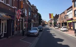 La commune belge de Comines