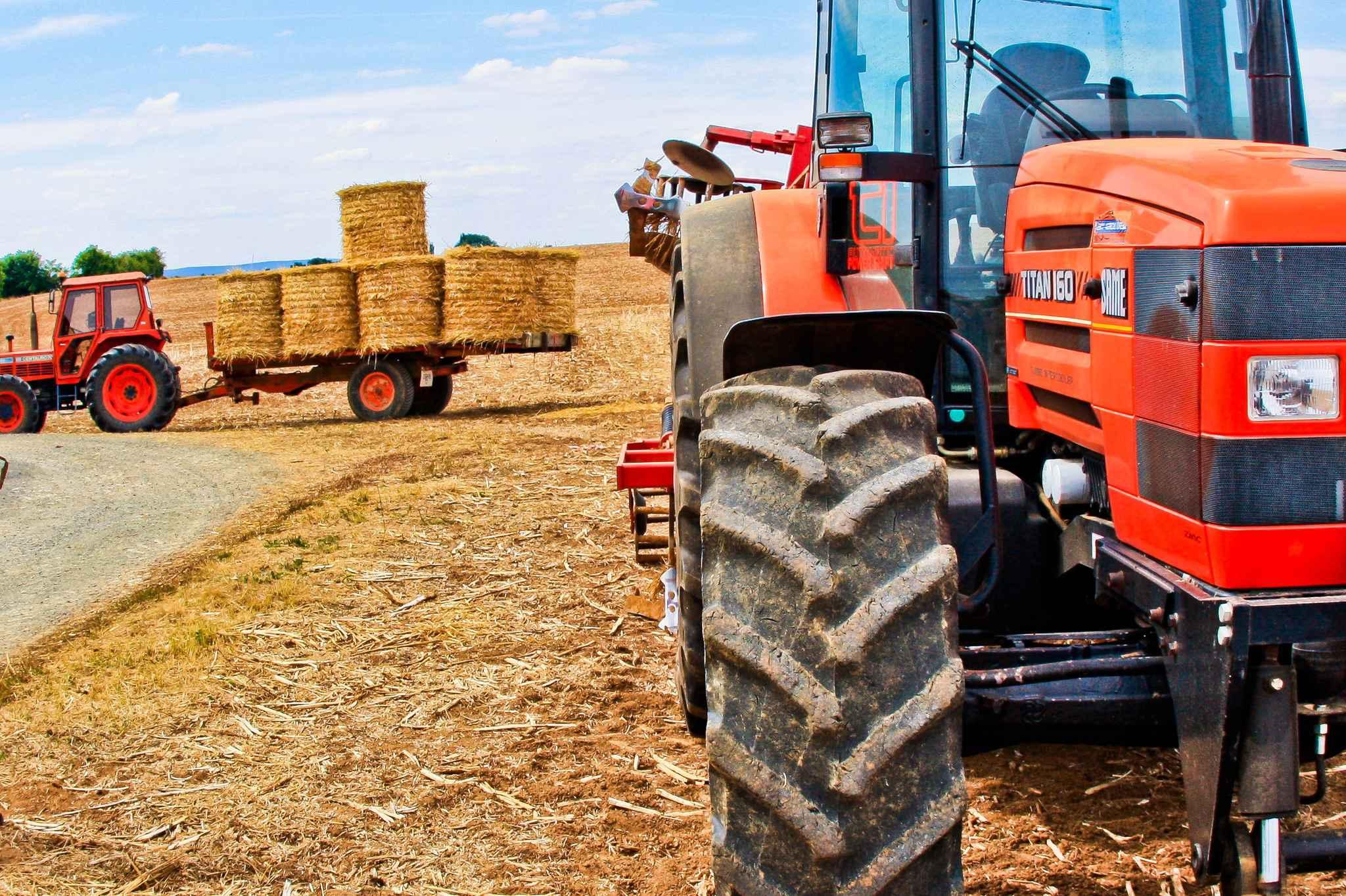 Tarn et garonne ivre il va chercher un tracteur apr s - Salon de l agriculture machine agricole ...