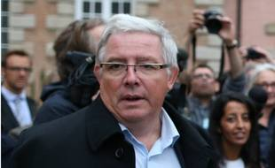 Yves Goasdoué, maire PS de Flers.