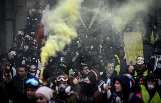 VIDEO. «Gilets Jaunes» à Lyon: Pour la troisième fois de suite, le préfet interdit toute manifestation samedi