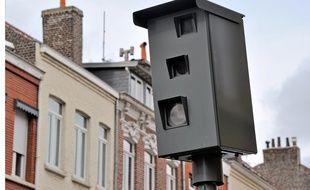 Un radar de stop vient de faire son apparition dans l'Essonne (illustration).
