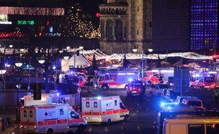 Un marché de Noël à Berlin a été le théâtre d'une attaque terroriste le 19 décembre 2016.