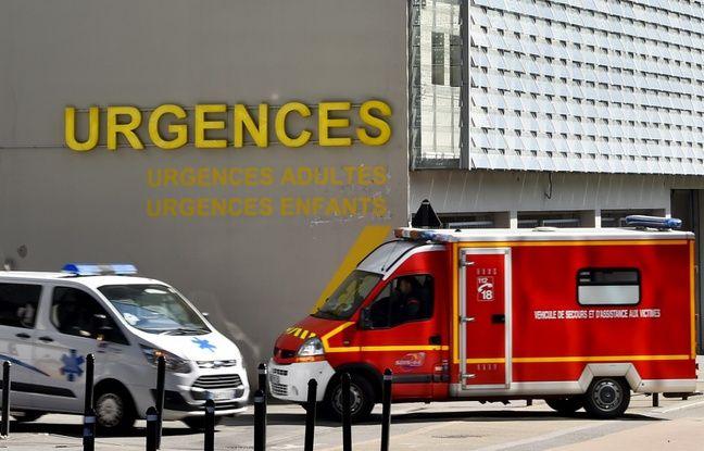Nantes: Un homme gravement blessé après une chute du troisième étage