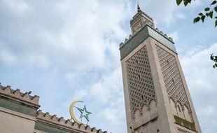 La Grande Mosquée de Paris (Archives)