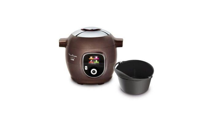 Profitez du Cookeo+ Gourmet Marron glacé à - 28% du 04/12 au 06/12.