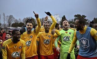 Les joueurs lyonnais de La Duchère ont sorti Nîmes sans trembler à Balmont.