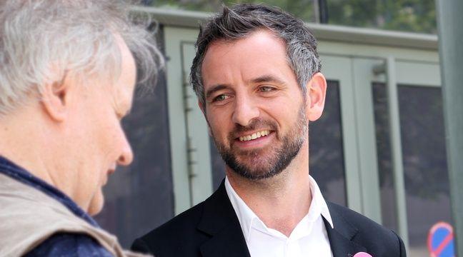 Référent de La République en marche en Ille-et-Vilaine, Florian Bachelier a été élu député de la 8e circonscription de Rennes le 18 juin 2017. – C. Allain / APEI / 20 Minutes