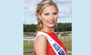 Claire Foucher, Miss Loire-Atlantique 2015