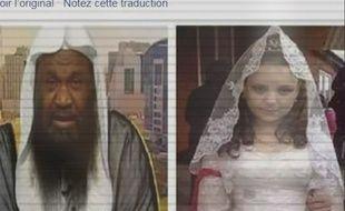 Non, ce prince saoudien n'a pas épousé une fillette - Facebook