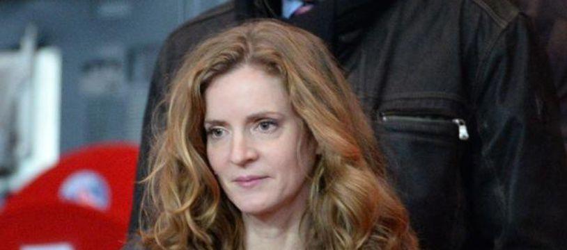 Nathalie Kosciusko-Morizet, le 22 décembre 2013 au Parc des Princes.