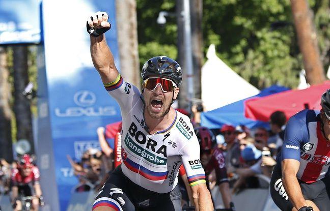 Tour de Californie: Peter Sagan renoue (enfin) avec la victoire