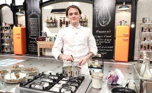 Jarvis ne sera pas parvenu à intégrer une brigade dans « Top Chef »