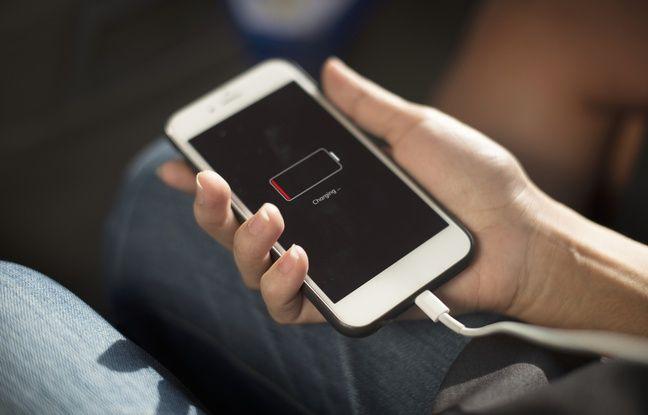 Nantes: Elle repère son IPhone volé sur Le Bon Coin et va le récupérer avec la police