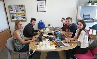 L'équipe de SmartRenting à Lyon