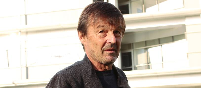Nicolas Hulot à Rennes le 15 décembre 2020.