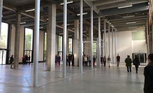 """Tino Sehgal a imaginé des """"situations"""" pour occuper les espaces du Palais de Tokyo"""