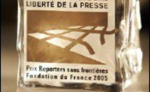 """2005 a été une """"année violente"""", la plus meurtrière depuis 1995 pour la presse : au moins 63 journalistes et 5 collaborateurs des médias ont été tués et plus de 1.300 professionnels ont été menacés ou agressés, constate l'organisation Reporters sans frontières dans son rapport annuel."""