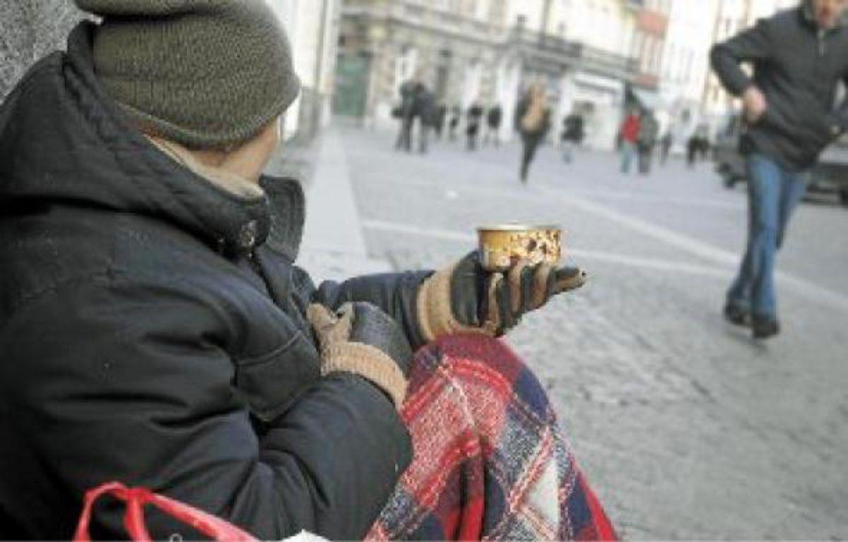Selon Recherches et Solidarités, «22% des Français donnent, contre 80% des Américains». –  B. CHIBANE / SIPA