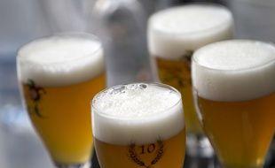 Des bières (Illustration)