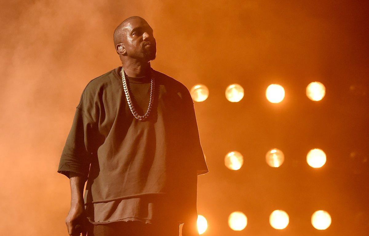 Kanye West, en septembre 2015, à Las Vegas – KEVIN WINTER / GETTY IMAGES NORTH AMERICA / AFP
