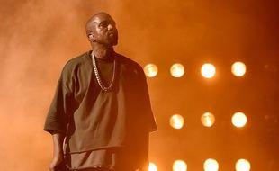 Kanye West, en septembre 2015, à Las Vegas