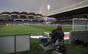 Le marché des droits télé des événements sportifs va être révolutionné par le rapprochement Canal+-beIN Sports (photo d'illustration).